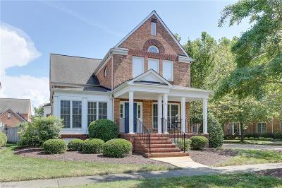 Newport News Residential For Sale: 94 F Scott Fitzgerald Sq