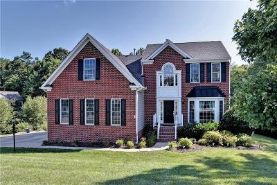 Stonehouse, Stonehouse Glen Residential For Sale: 9396 Ashlock Ct