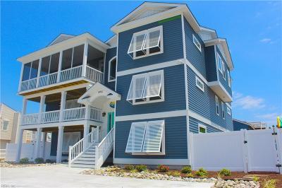 Virginia Beach VA Residential For Sale: $1,399,500