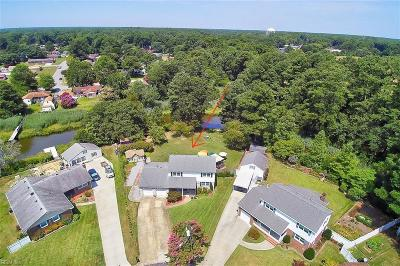 Portsmouth Residential For Sale: 4708 Cinnamon Teal Ct