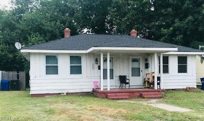 Portsmouth Multi Family Home For Sale: 2407 Walnut St