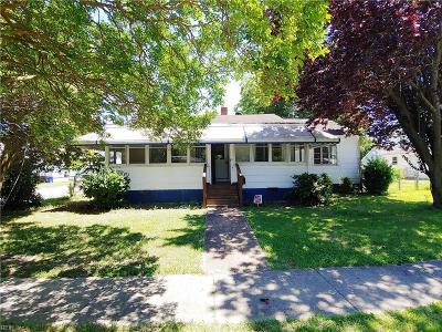 Portsmouth Residential For Sale: 18 Gillis Rd
