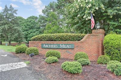 Kingsmill Residential For Sale: 265 Archers Mead