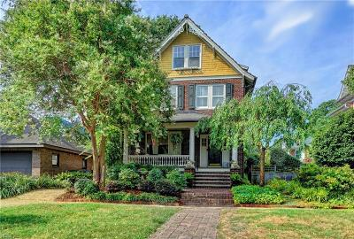 Ghent Residential For Sale: 609 Shirley Ave