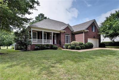 Williamsburg Residential For Sale: 4116 Thorngate Dr