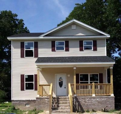 Portsmouth Residential For Sale: 6 Maupin Ct #A