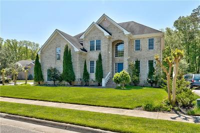 Chesapeake Residential For Sale: 917 Country Club Blvd
