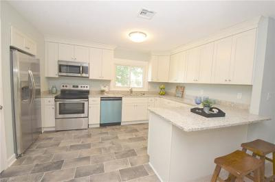 Portsmouth Residential For Sale: 4905 Hatton Point Rd