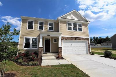 Hampton Residential New Listing: Mm Hawthorn (Mallory Pointe)