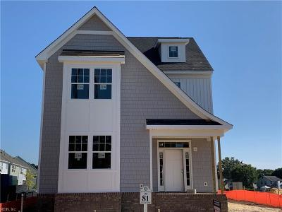 Newport News Residential For Sale: 1020 Chartwell Dr
