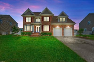 Chesapeake Residential For Sale: 1451 Kemp Bridge Drive Dr