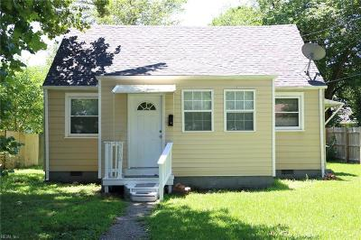 Portsmouth Residential New Listing: 3405 Winchester Dr