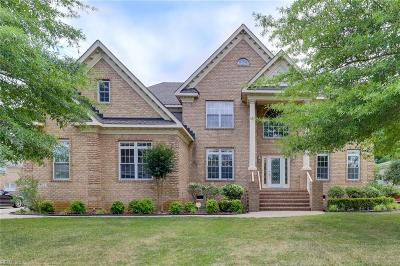 Chesapeake Residential New Listing: 703 Forest Glade Dr
