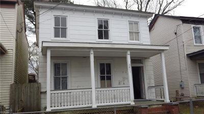 Portsmouth Residential New Listing: 2013 Holladay St