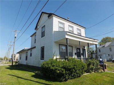 Portsmouth Multi Family Home New Listing: 401 Constitution Ave