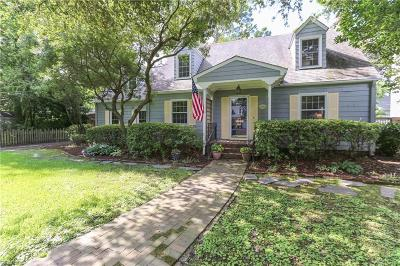 Norfolk Residential For Sale: 1509 Trouville Ave