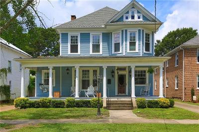 Suffolk Residential New Listing: 211 Linden Ave
