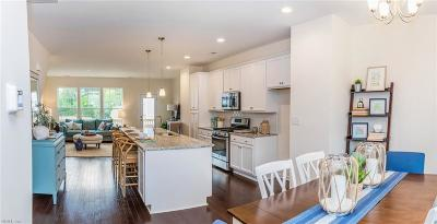 Newport News Residential New Listing: 513 Violet Ct #129