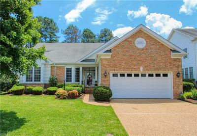 Williamsburg Residential Under Contract: 4736 Winterberry Ct