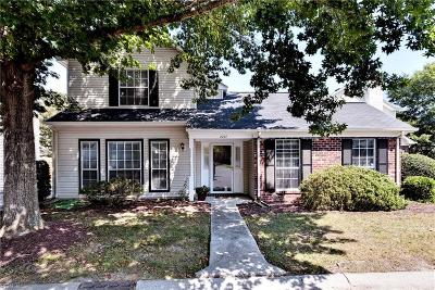 Newport News Residential New Listing: 2247 New Kent Ct