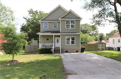 Portsmouth Residential New Listing: 3715 Columbia St