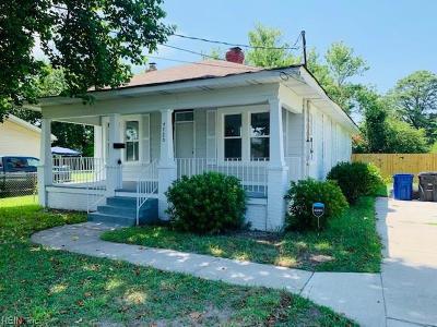 Portsmouth Residential New Listing: 4720 Deep Creek Blvd