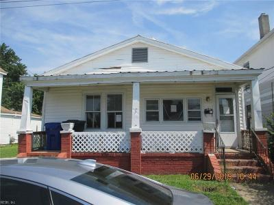 Portsmouth Residential New Listing: 920 Garfield St