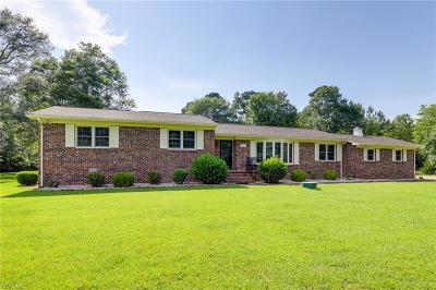 Suffolk Residential New Listing: 1913 Carolina Rd