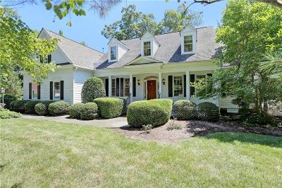 Williamsburg Residential New Listing: 2713 Wingfield Cls