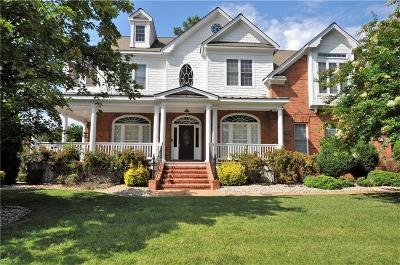 Chesapeake Residential New Listing: 413 Woodcliff Arch