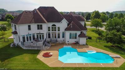 Chesapeake Residential New Listing: 1622 Water View Cir