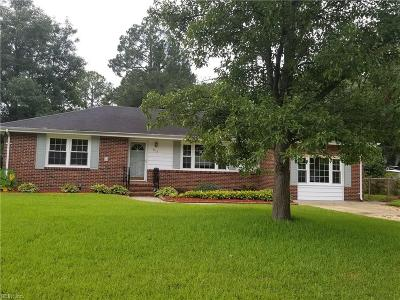 Portsmouth Residential New Listing: 4915 Briarwood Ln