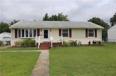 Hampton Residential New Listing: 3408 W Weaver Rd