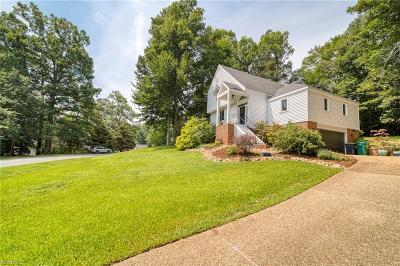 Williamsburg Residential New Listing: 4805 Bristol Cir