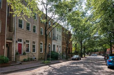 Norfolk Residential New Listing: 251 College Pl