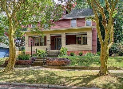 Norfolk Residential New Listing: 511 Massachusetts Ave