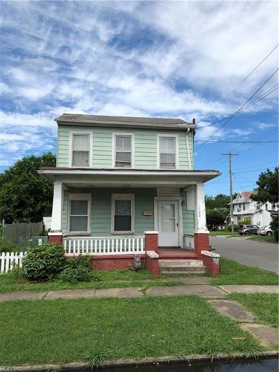 Portsmouth Residential New Listing: 1700 Atlanta Ave