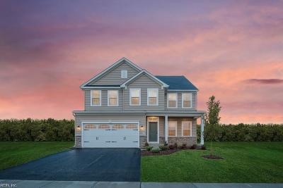 Newport News Residential Under Contract: 551 Oliver Way