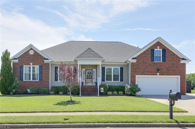 Chesapeake Residential New Listing: 1809 Dock Harbour Dr