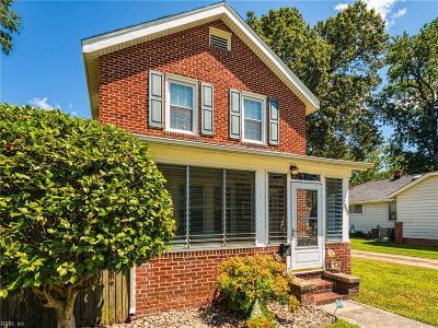 Hampton Residential New Listing: 2905 Matoaka Rd