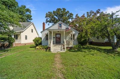 Hampton Residential New Listing: 3305 Matoaka Rd