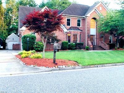 Chesapeake Residential New Listing: 4647 Goose Creek Flyway
