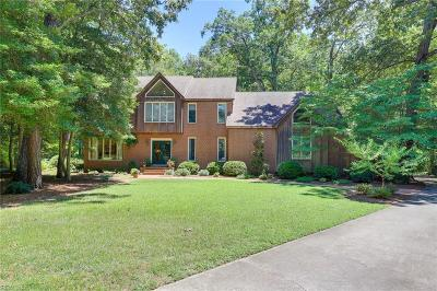 Suffolk Residential New Listing: 1437 Williams Cir