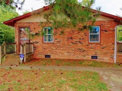Hampton Residential New Listing: 1305 Thomas St