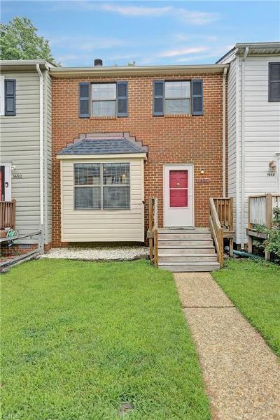 Williamsburg Residential New Listing: 1650 Skiffes Creek Cir