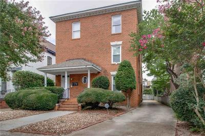 Ghent Residential New Listing: 628 Redgate Ave #A