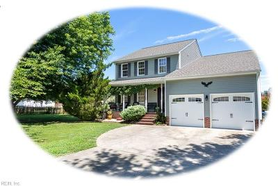 Williamsburg Residential New Listing: 102 Barn Elm Rd