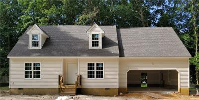 Williamsburg Residential New Listing: 5418 Centerville Rd