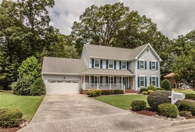 Newport News Residential New Listing: 230 Lakewood Park Dr