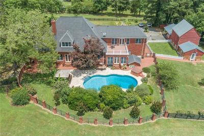 Residential For Sale: 9689 Burkes Pond Rd